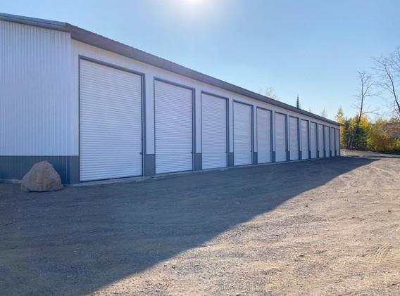ATK Storage Building C, completed summer 2020
