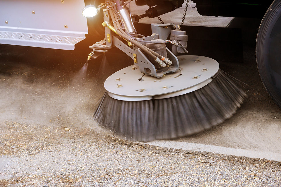 ATK Duluth | Sweeping Services | Duluth, MN