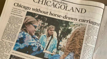 Chicago Bans Horse Carriages!