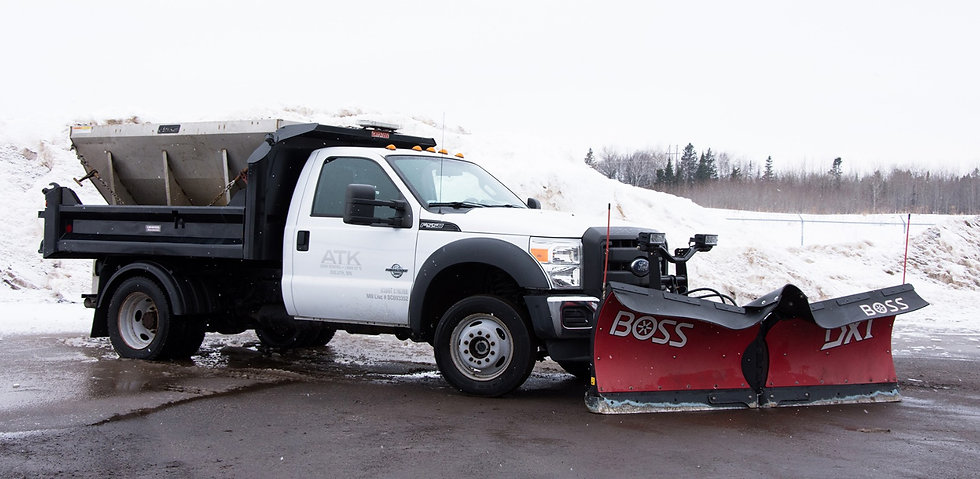 ATK Duluth   Snow Duluth   Snow Removal   Ice Management   Duluth, MN