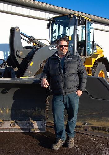 ATK Duluth President Andy Klatzky