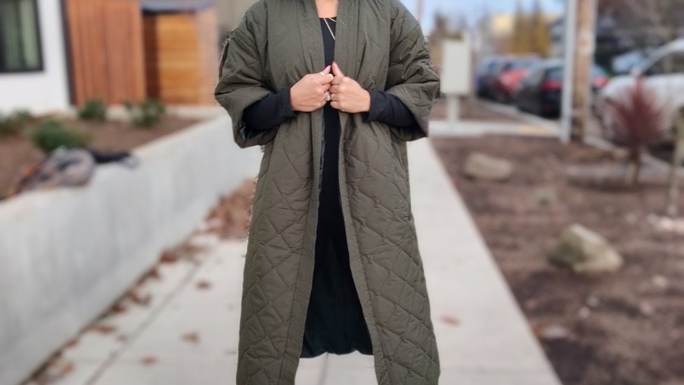 The Quilted Coat