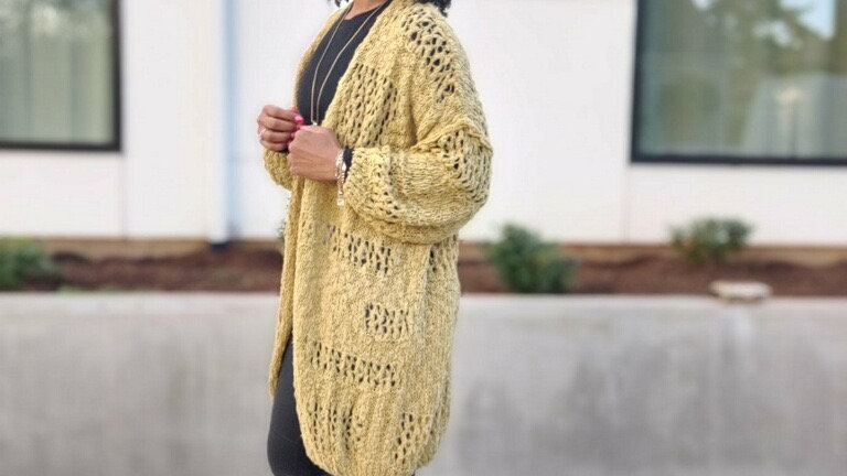 Cali Knit Cardigan