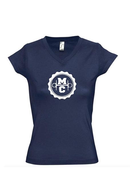 Tee-shirt MC tampon