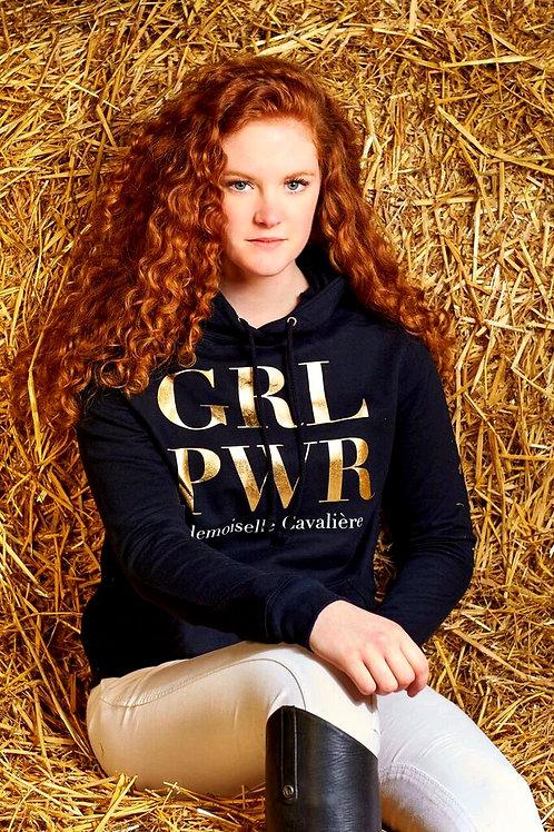 GRL PWR Mademoiselle Cavalière
