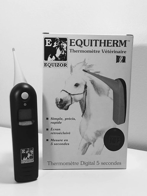 THERMOMETRE PROFESSIONNEL EQUITHERM PRO