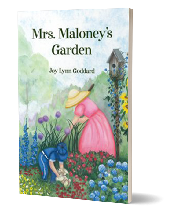 "An excerpt from ""Mrs. Maloney's Garden"""