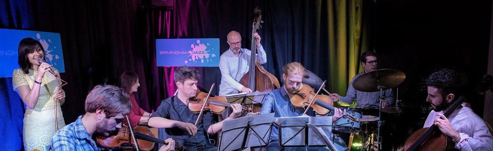 Birmingham Jazz Legends Festival, 2018