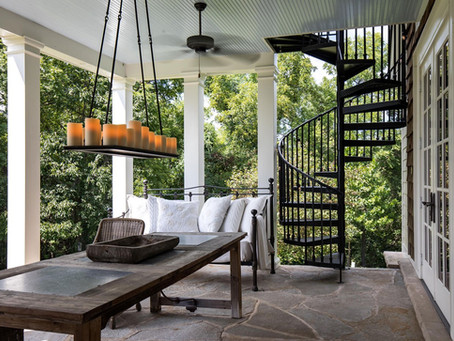 How to Create a Calming Outdoor Space to Relax This Autumn