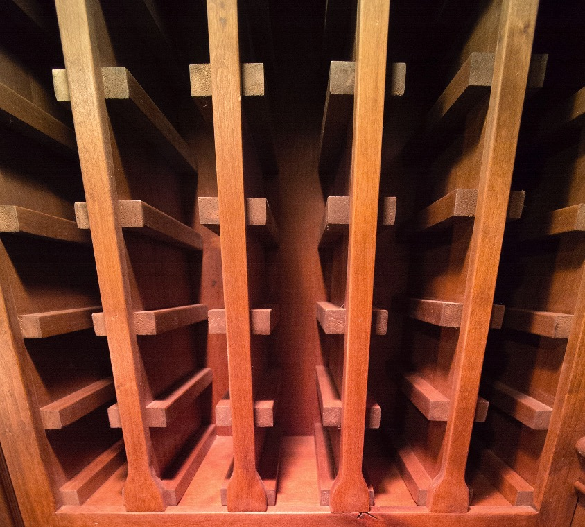Wine Rack | St Louis Renovators