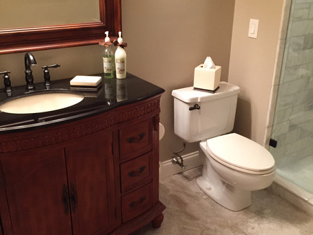 DIY Project: Toilet Replacement