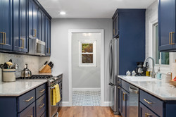 Blue Gallery Kitchen 2 | STL Reno