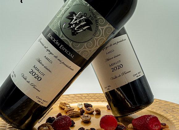 Merlot - Vino seco