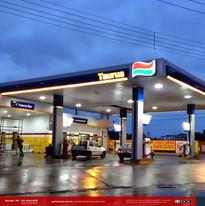 reforma posto gasolina Juiz de Fora MG