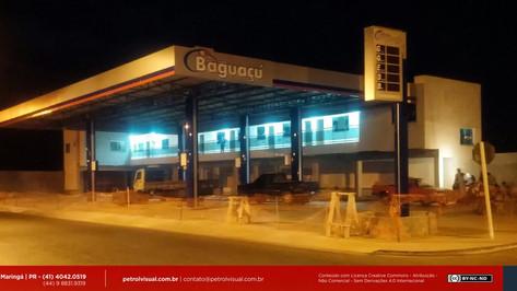 reforma em posto de gasolina Aracaju SE