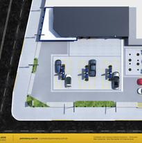 projeto executivo posto de gasolina Caxias do Sul RS