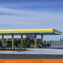 posto de combustivel moderno Cabo Frio RJ