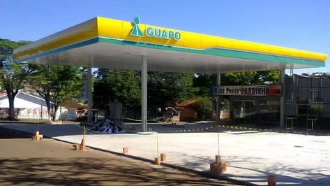 imagens de posto de gasolina Nova Iguaçu RJ