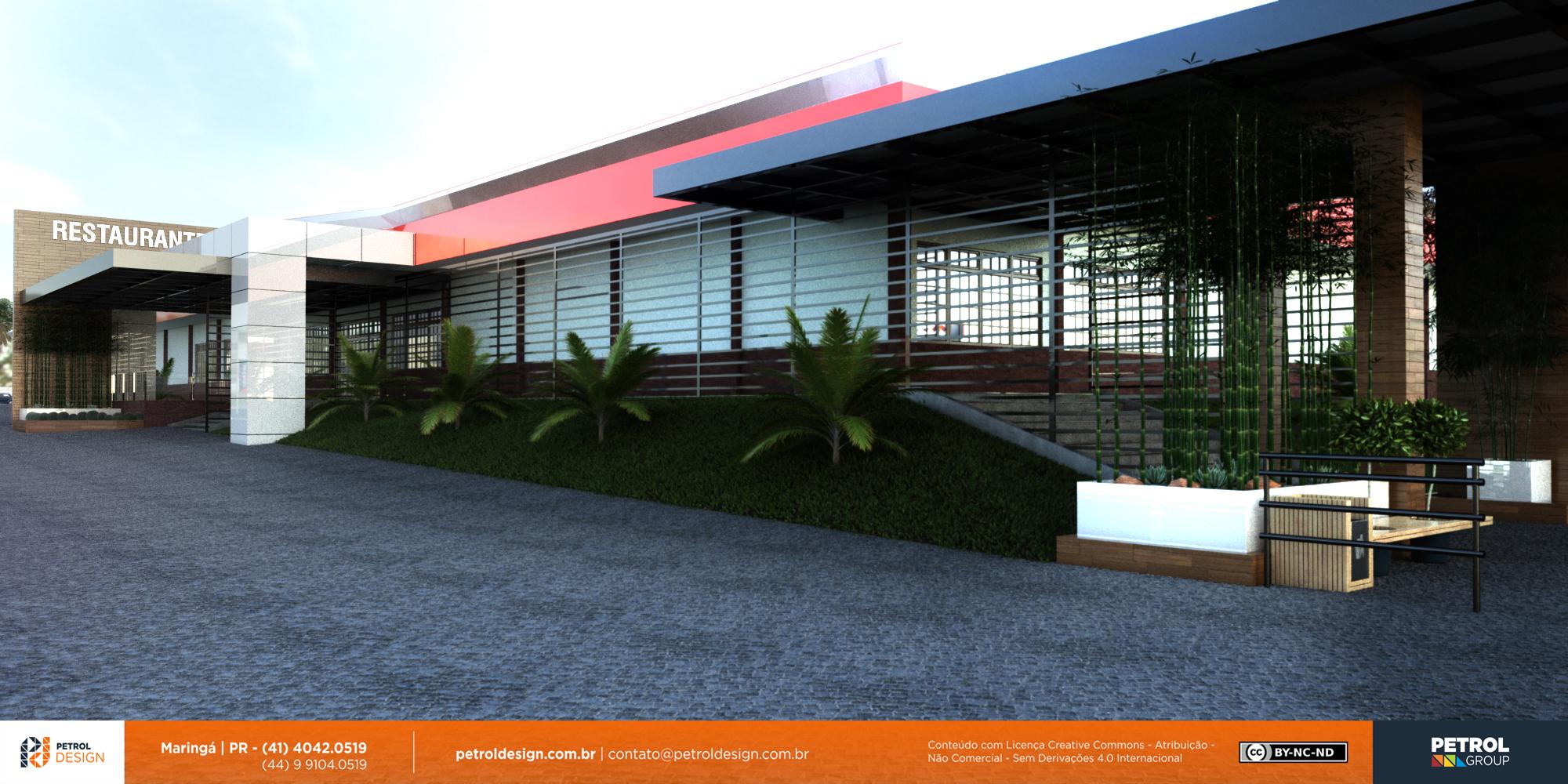 projeto completo posto de combustivel Aparecida de Goiânia GO