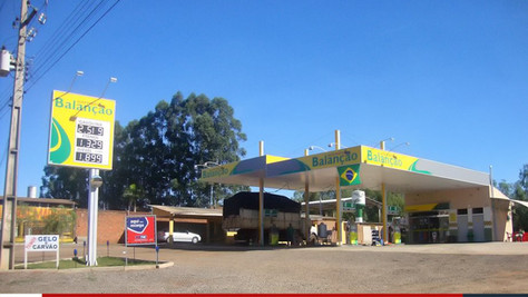 fachadas de postos de combustiveis Guarulhos SP