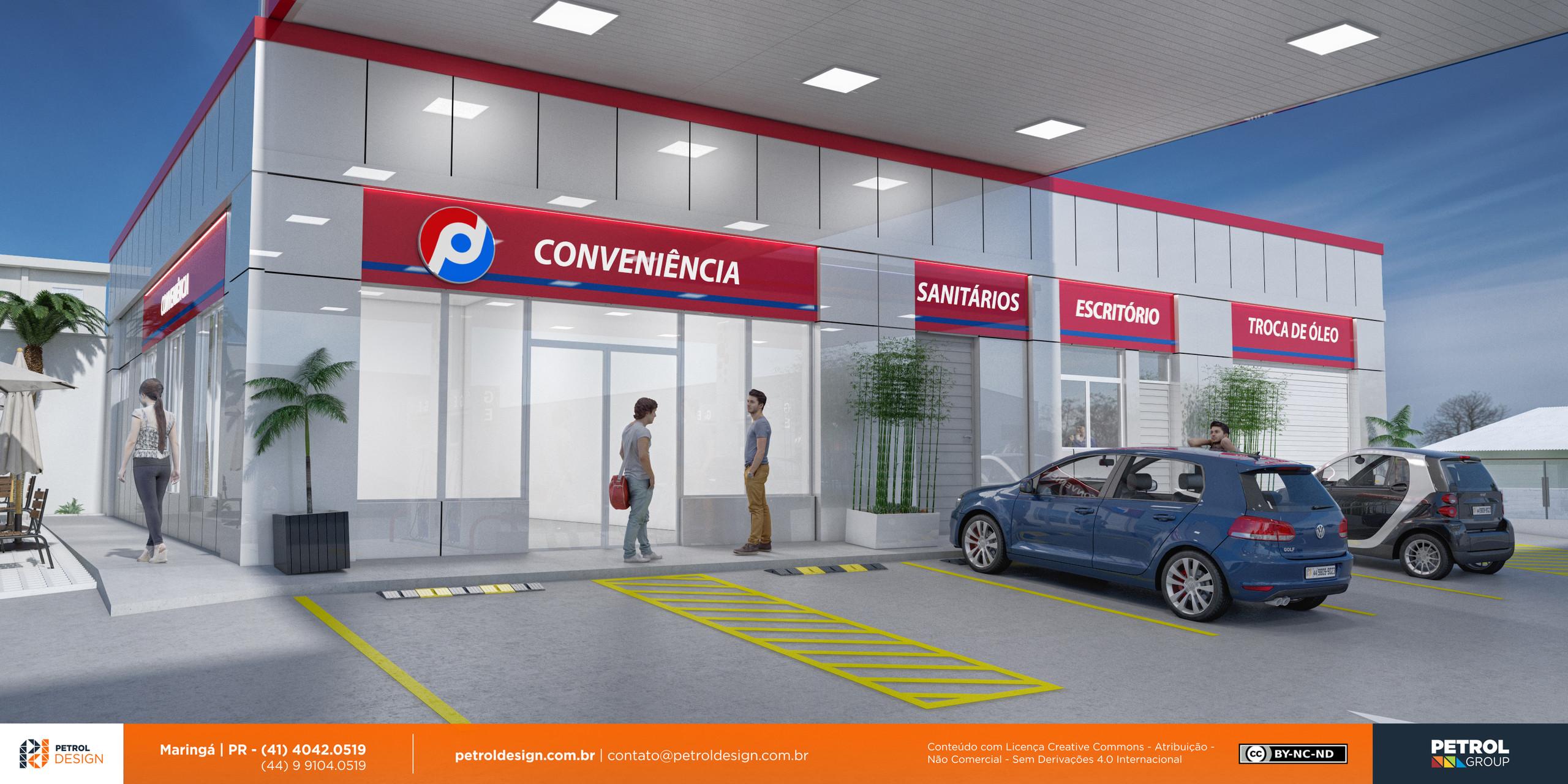 logo marcas posto de combustivel Entre Rios PR