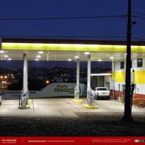 imagem de posto gasolina Maceió AL