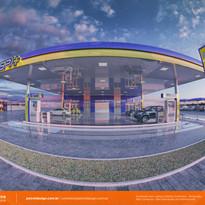 imagens de postos de gasolina Rio Grande