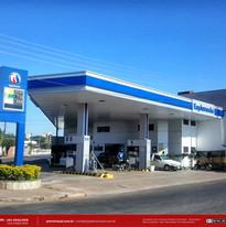 fachada conveniencia posto combustivel Fortaleza CE