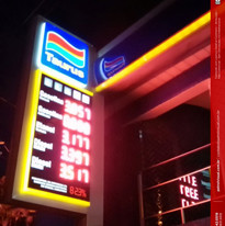 totens para postos de combustiveis Porto Velho RO