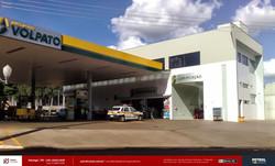 Imagem de posto gasolina