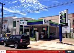 Reforma de posto de gasolina