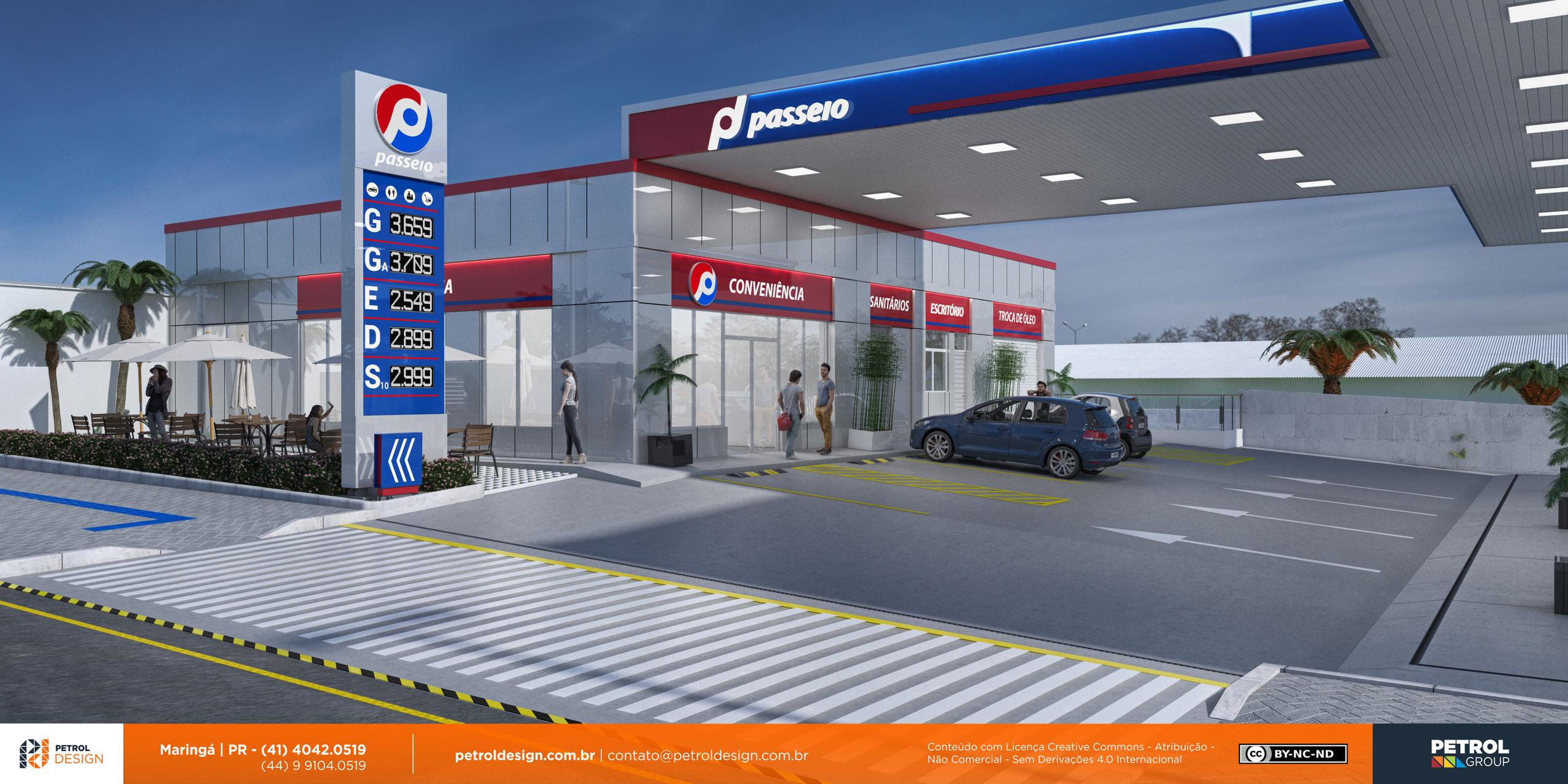 logos de marcas de postos de combustivel Matelandia PR