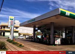 imagem de posto gasolina no brasil