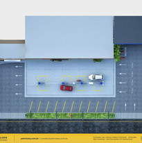 layout postode gasolina São Gonçalo RJ