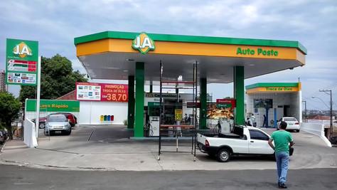 fachada de loja de conveniencia Belo Horizonte MG