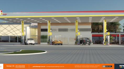 imagem de postos de combustivel Sao Francisco de Assis RS