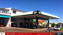 Visual Posto de Gasolina - Mauá SP