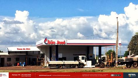reforma de postos de combustiveis Sorocaba SP