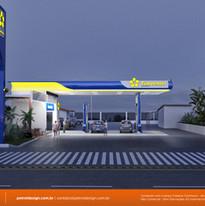 Projeto de rede de postos de combustiveis em Umuarama - PR