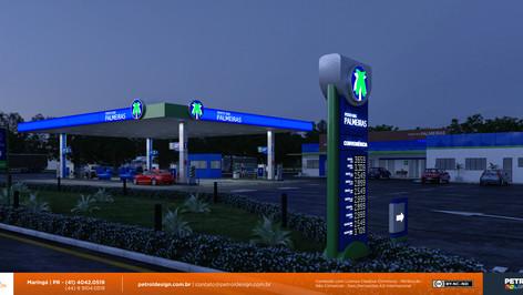 projeto postoabastecimento combustivel Planaltina GO