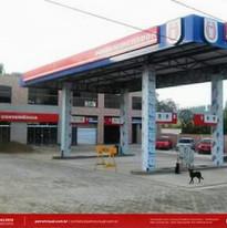 reforma posto combustivel Feira de Santana BA