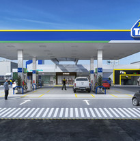 Identidade Visual de Rede de Postos de Combustiveis TAG