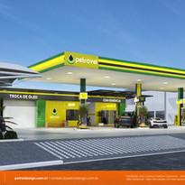 postos de gasolina Almenara MG