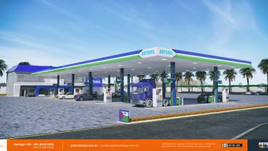 reforma de posto de combustivel sp Campo Grande MS