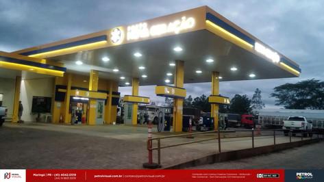 reforma de posto de combustivel sp Uberlândia MG