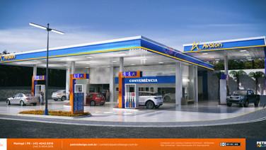 nomes de postos de gasolina Monte Carlos MG