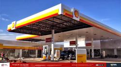 Imagem posto de combustivel Shell