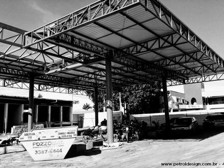 O que saber para reformar o posto de gasolina
