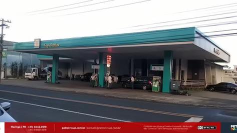 imagem posto de gasolina São Bernardo do Campo SP
