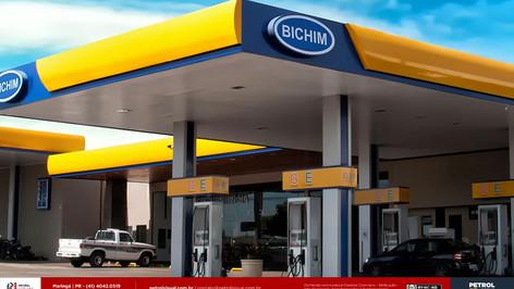 reforma posto de combustivel Cuiabá MT